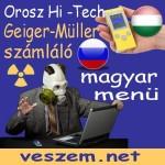 Geiger számláló magyaroknak