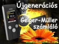Geiger-Müller számláló