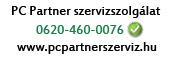 Számítógép Szerviz Otthonában Budapest? Igen: PC Partner Szervizszolgálat