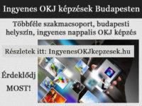 Gépi forgácsoló OKJ képzés INGYEN Budapesten